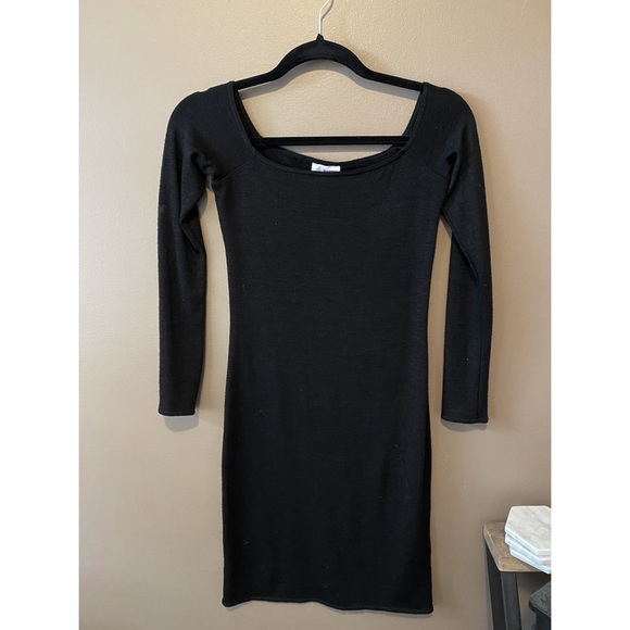 Wilfred body con dress